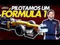 PILOTANDO UM FÓRMULA 1 DE VERDADE! | ACELERADOS | ESPECIAL #132