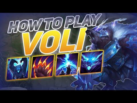 HOW TO PLAY VOLIBEAR SEASON 10 | BEST Build & Runes | Season 10 Volibear guide | League of Legends