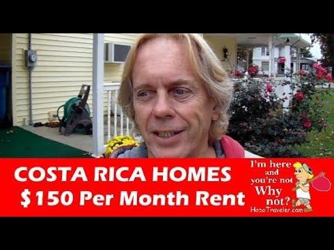 Costa Rica, Rental