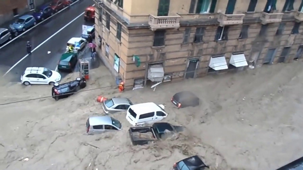 FEBRUARY 2019: Historic Flooding in Italy
