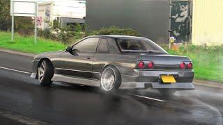 Modified Cars Leaving a Car Show - Modified Live 2020 [Part 2]