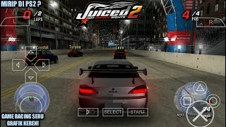 Game Racing Seru PS2 Ada Di Android - Juiced 2 Hot Import Nights PPSSPP Android