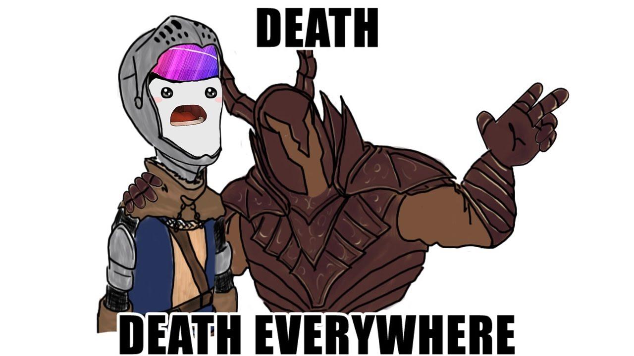 Funny Deaths - Dark Souls 3