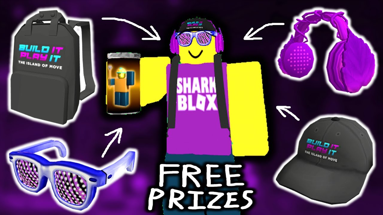 WORKING PRIZE CODES Roblox Island Of Move EVENT GET PRIZES
