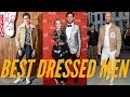 BEST DRESSED MEN OF THE WEEK - MAY 1ST | MEN'S FASHION