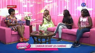 PAROLES DE FEMMES(L'AMOUR DEVANT LES CAMERAS)DU MARDI 19 NOVEMBRE 2019 - EQUINOXE TV
