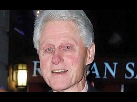 BILL CLINTON HEALTH CRISIS FAMILY GATHERING IN LITTLE ROCK!