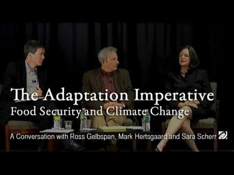 The Adaptation Imperative—Food Security and Climate Change