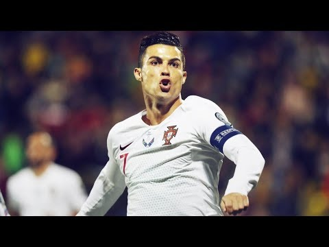 Cristiano Ronaldo set a new record after scoring FOUR goals with Portugal | Oh My Goal