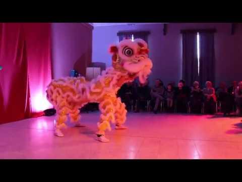 Grandmaster Walter Toch invited on Chinese New Year Belgium 2019