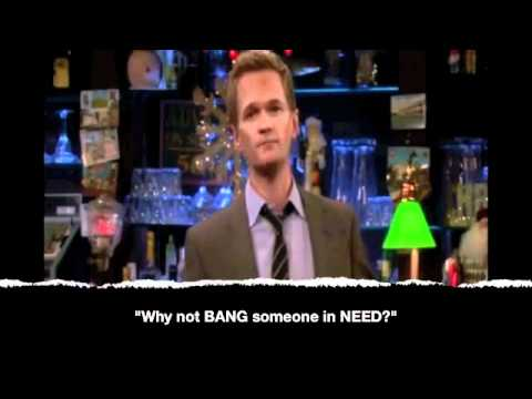 Barney stinson online resume