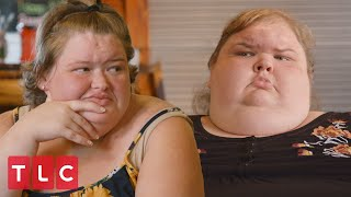Amy Tells Tammy She's Moving Out! | 1000-lb Sisters