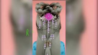 tóc cổ trang của 12 cung hoàng đạo nữ siêu đẹp part 1