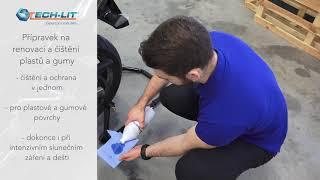 Renovace a čistění plastů a gumy- TECH-LIT
