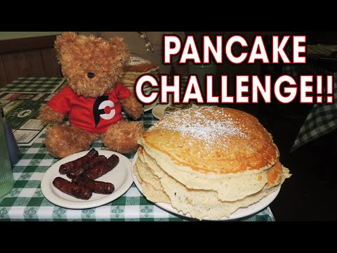 Massive PANCAKE CHALLENGE in Pennsylvania!! from YouTube · Duration:  5 minutes 39 seconds
