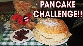 Massive Pancake Challenge in Pennsylvania!!