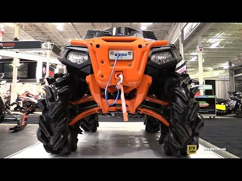 2016 Polaris Sportsman 1000 XP High Lifter Recreational ATV - Walkaround - 2015 Toronto ATV Show