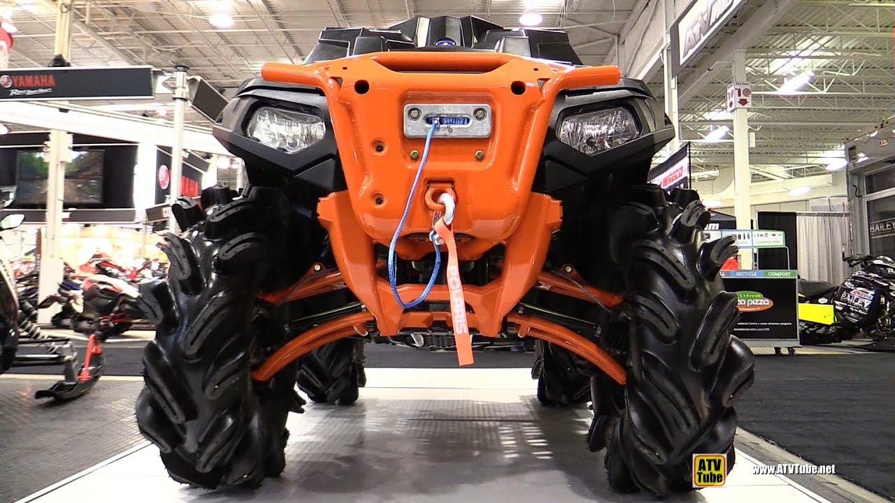 2016 Polaris Sportsman 1000 XP High Lifter Recreational ATV - Walkaround -  2015 Toronto ATV Show
