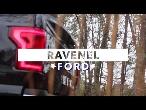 2018 FORD F150 XLT w/4×4 – For Sale Review @ Ravenel Ford | Sept 2018