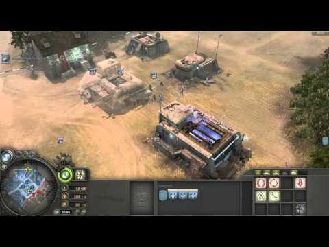 Company of Heroes - Axis (Panzer Elite) Luftwaffe Tactics Ga