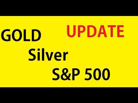 Gold Silver S&P 500 Update 3-28-16