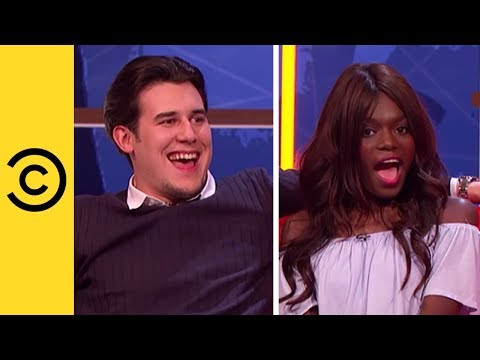 """""""How Long 'Til You Banged?"""" - Your Face Or Mine Too Hot For TV 