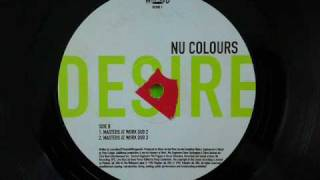 Nu Colours - Desire(Masters At Work Dub3)Wildcard.1996