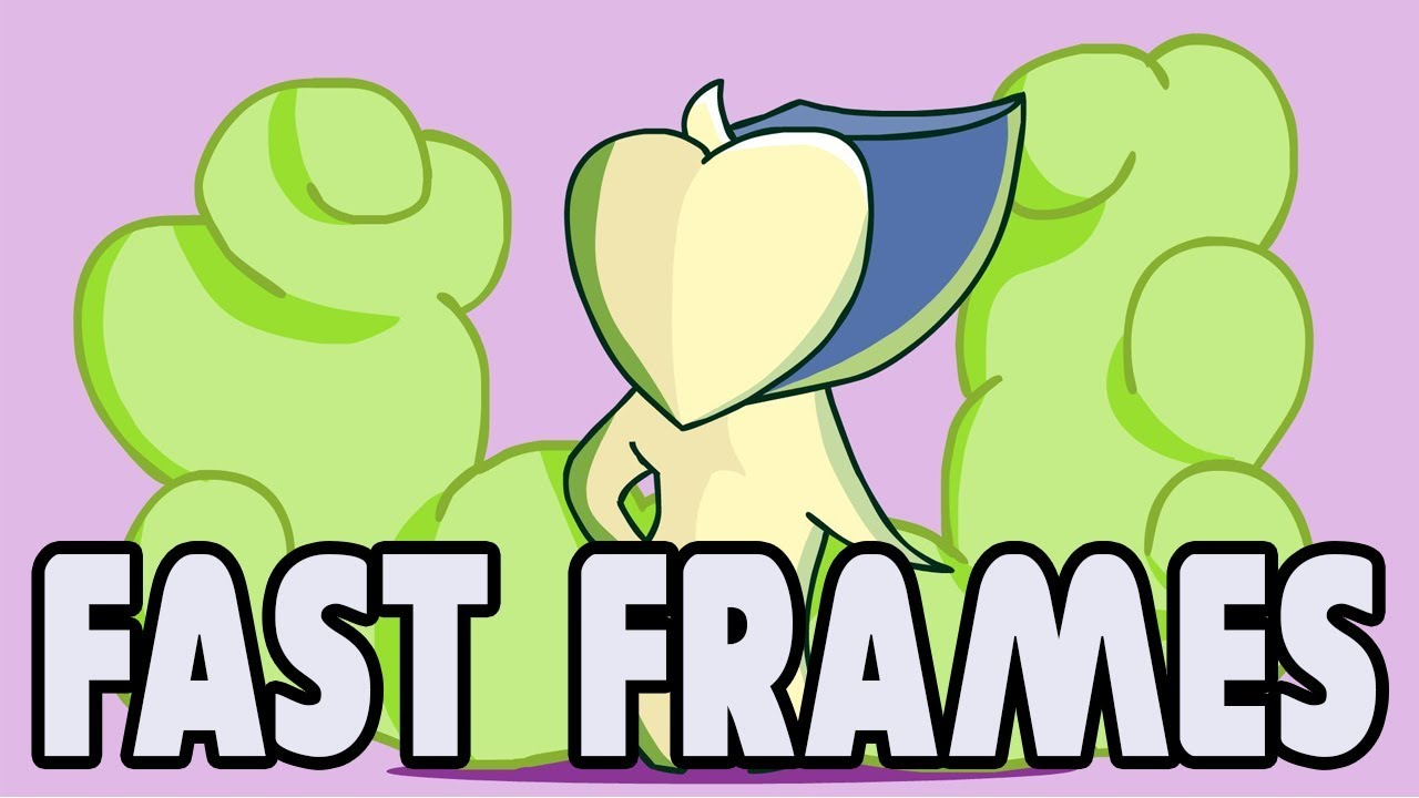 how to clean fast frames