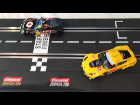 D132 Quick Start Setup – Carrera slot cars