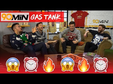 Are Man City the best team in the world? | Can Spurs stop their streak this weekend? |90Min Gas Tank