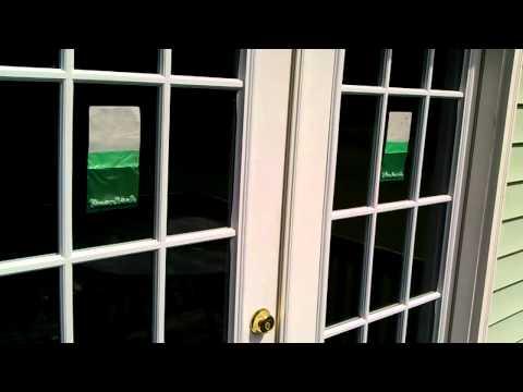 French Patio Doors in Lewisville