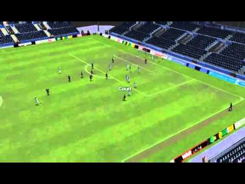 ESTAC Troyes x Time Reserva do ESTAC Troyes - Gol de Jean 49 minutos