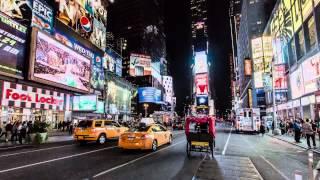 impressions of New York