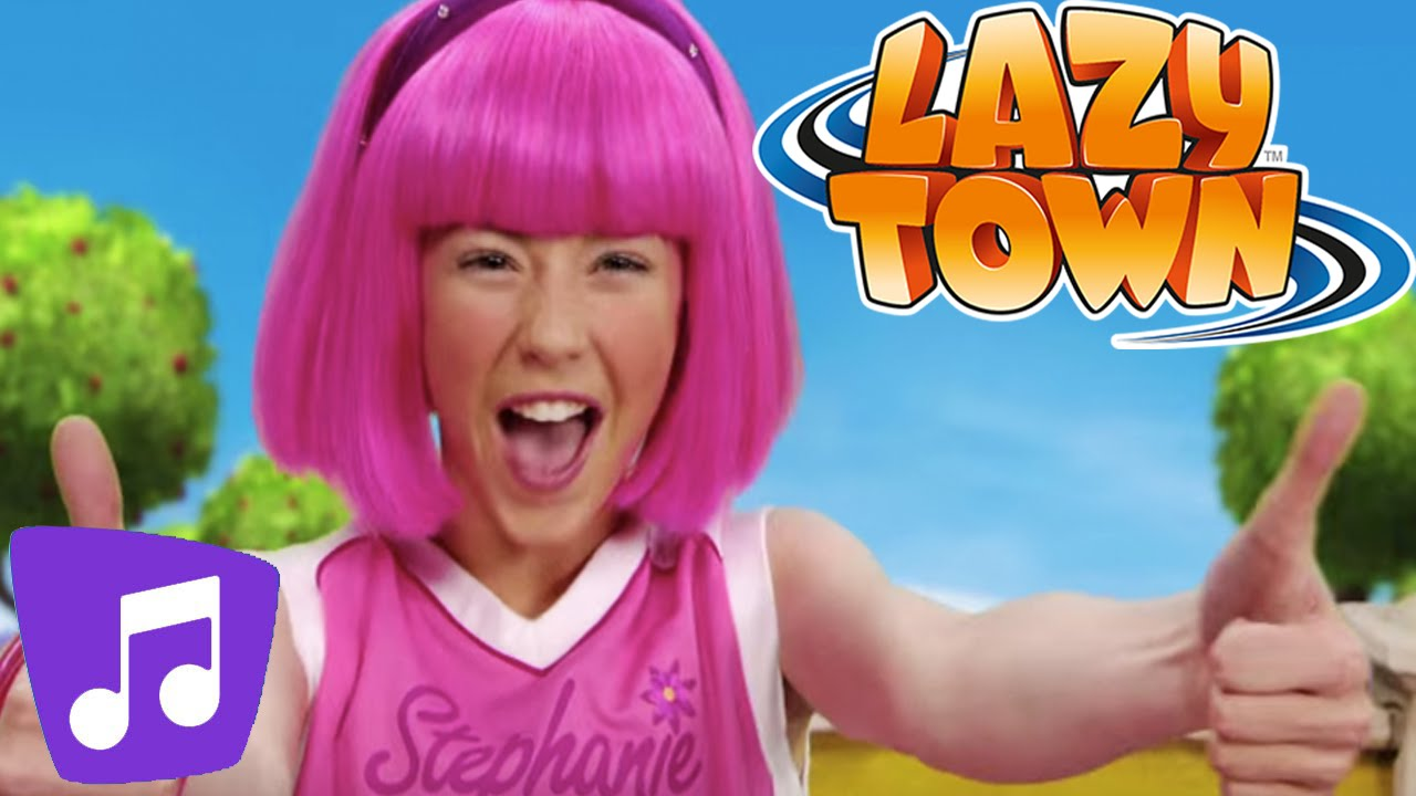 lazy town youtube sex videos