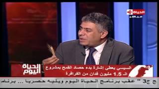 تامر أمين يسخر من القرموطي: «هيزرع كرنب في الأستديو» (فيديو)