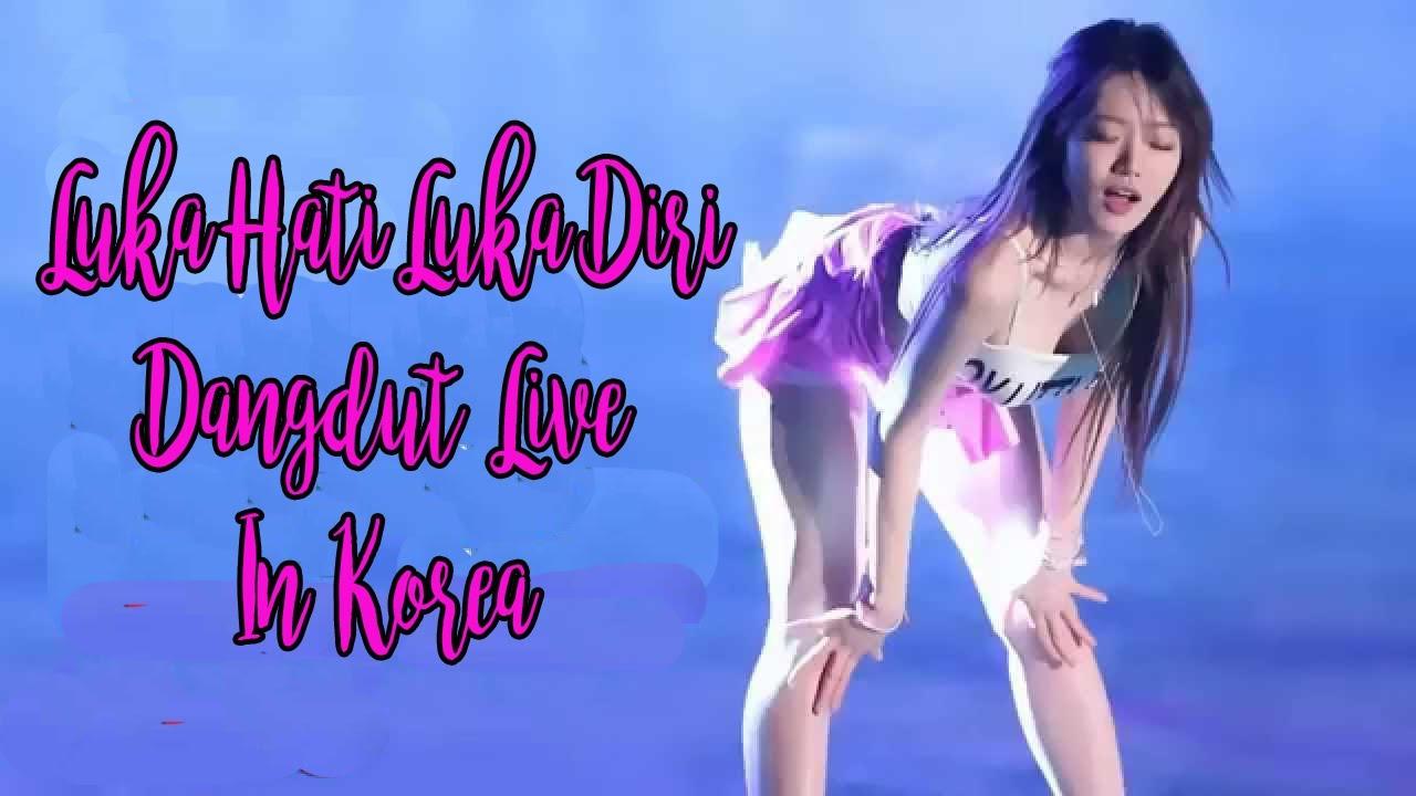 Dangdut Live In Ansan, KOREA (Luka Hati Luka Diri)