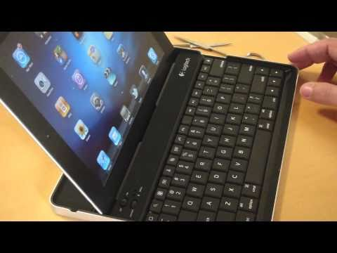 Logitech Keyboard Case (ZAGGmate) For The IPad 2