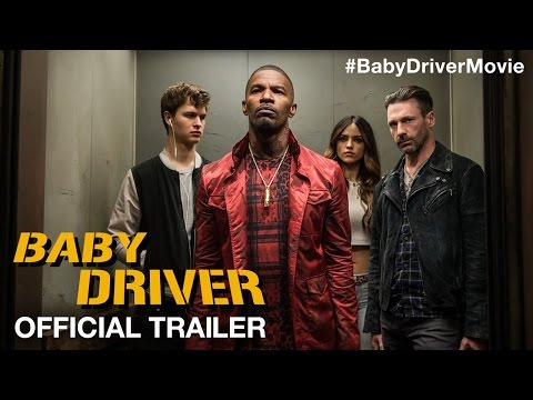 Baby Driver - Official Int'l Trailer - Starring Ansel Elgort & Jamie Foxx - At Cinemas June 28