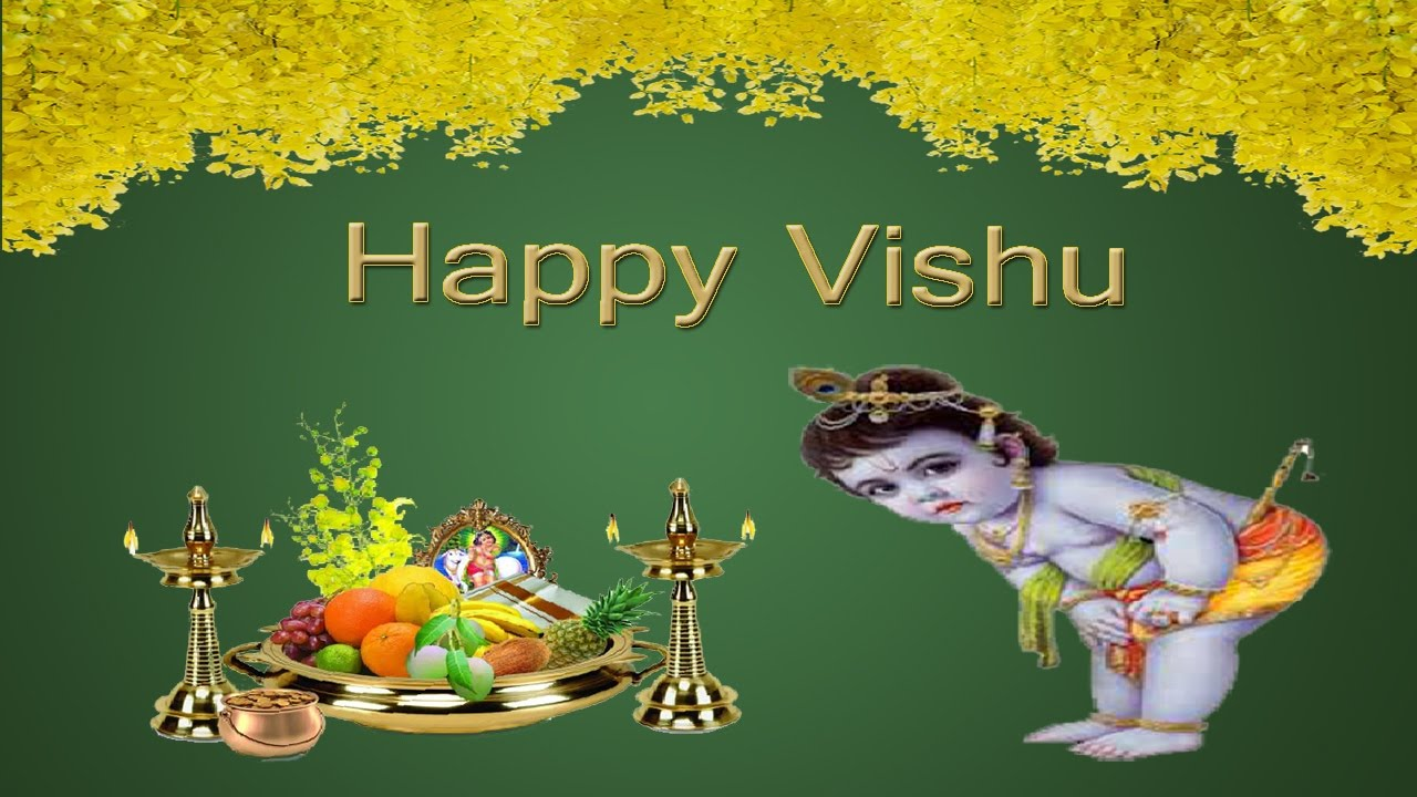 How To Create An Animated Vishu Greeting Card In Photoshop In