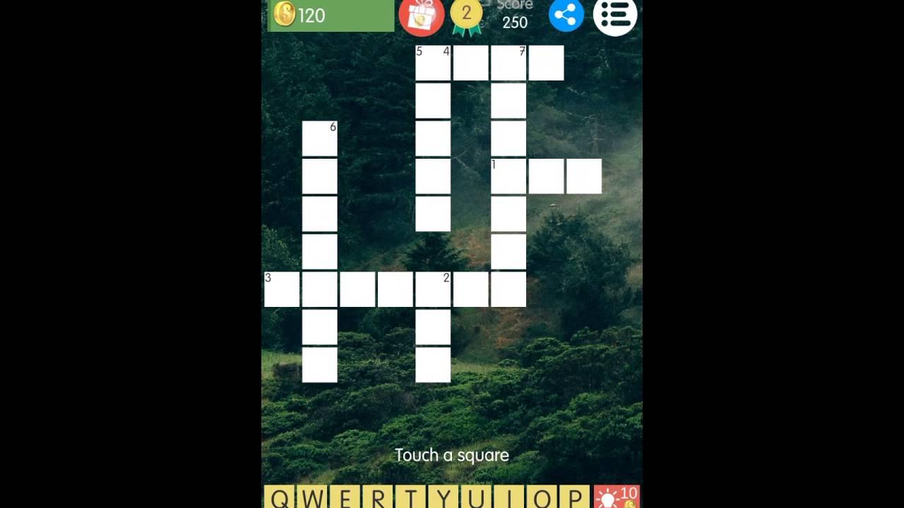 Crossword Puzzle Free Champion Youtube
