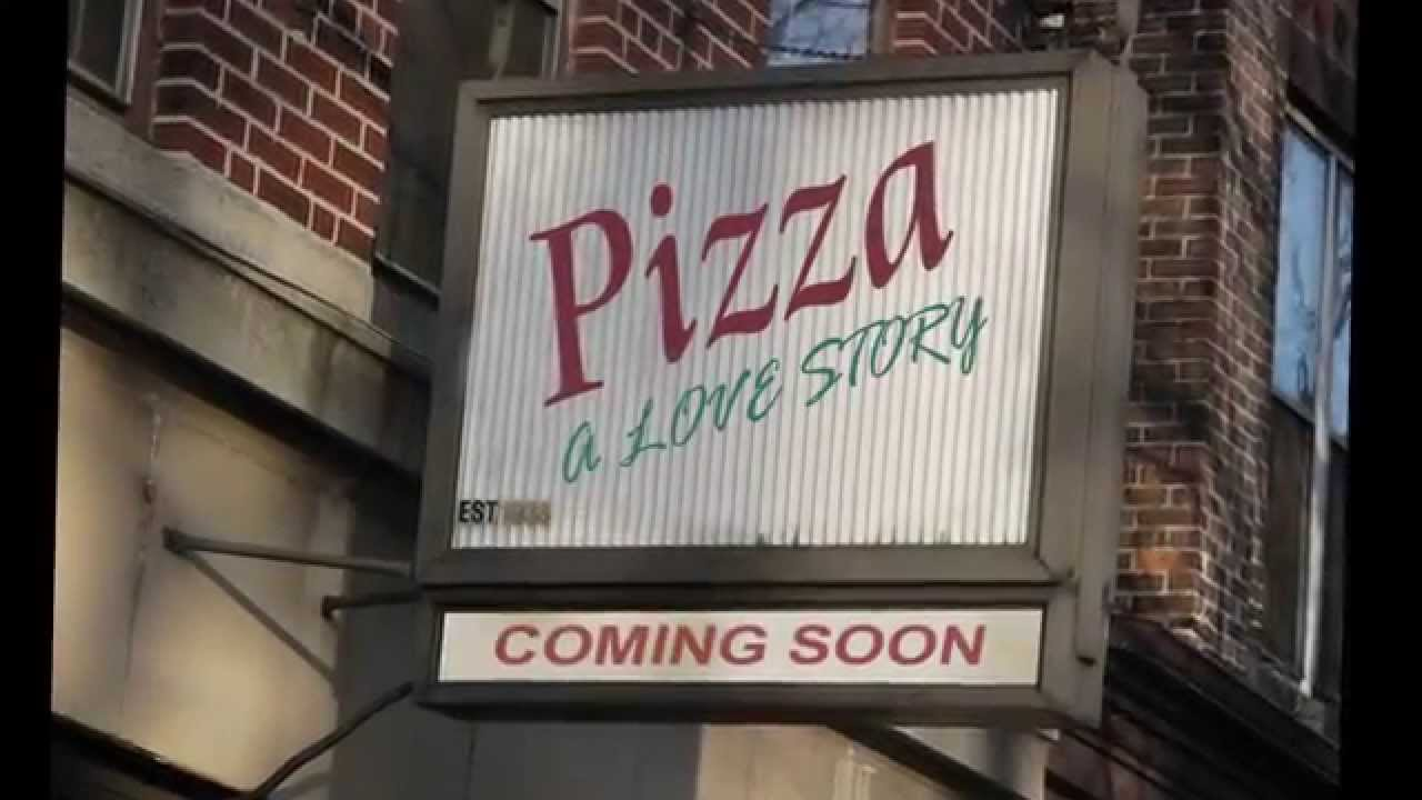 Pizza, A Love Story - TRAILER #1