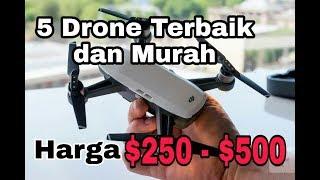 Top 5 Drone Murah | 5 Drone Termurah | Rekomendasi 5 Drone Kamera Terbaik | Top 5 Best Drone | 4k
