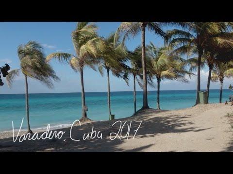 VARADERO, CUBA February 2017  - Wanderlust Travel Vlog | Laurie Lo