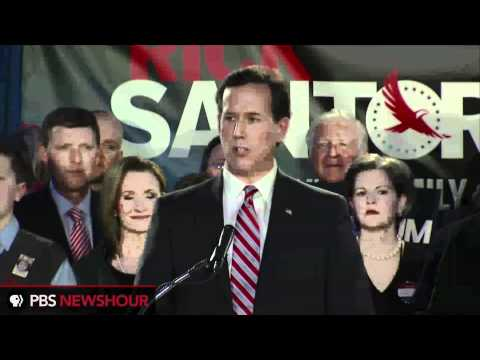 Santorum: Thank God for Those Who Cling to Guns and Bibles