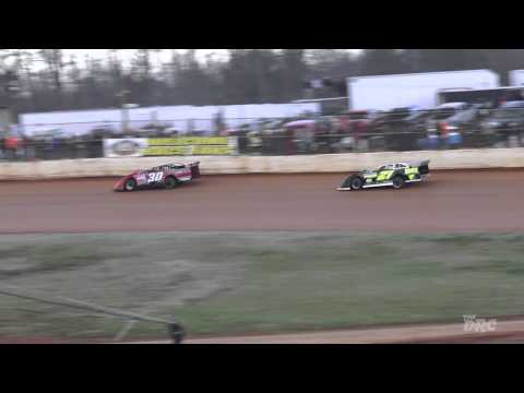 411 Motor Speedway | 1.1.16 | Crate Late Models | B-Main 2
