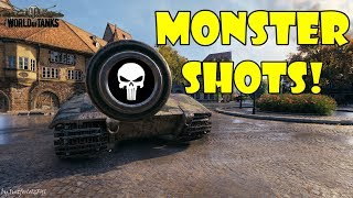 World of Tanks - Funny Moments | MONSTER SHOTS! (May 2018)