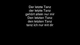 Der Letzte Tanz (Elisabeth- Das Musical)