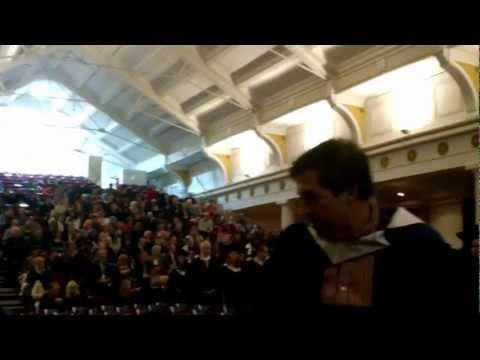 Dublin Business School Conferring Ceremony
