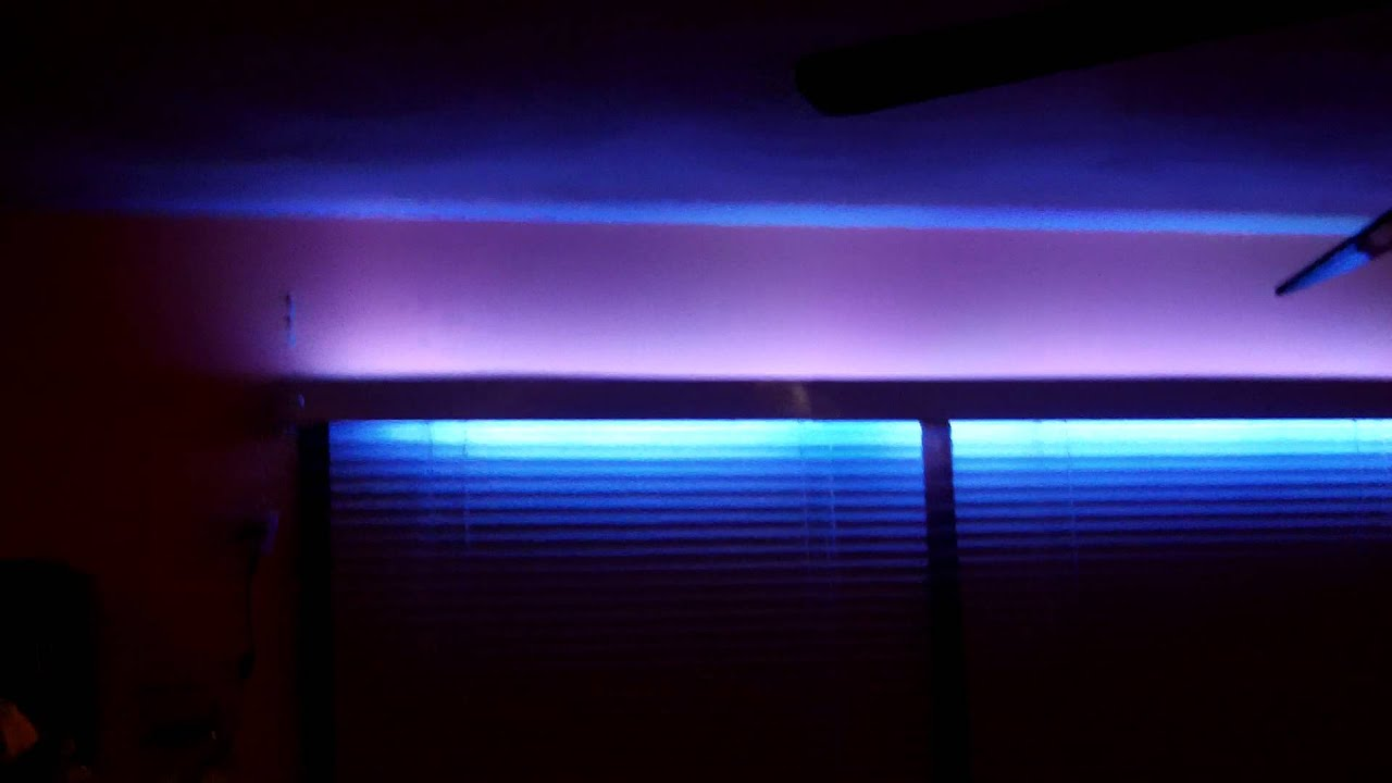 mood lighting bedroom. how to video this is i did the bedroom mood light lighting