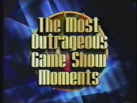 The Most Outrageous Game Show Moments (2002)